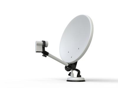 SATELLITE  Internet Haut-Débit hors des zones DSL et 4G