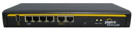 Routeurs MultiWan Firewall et VPN