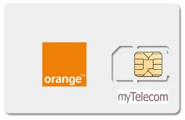 Abonnements 4G  Orange Pro par orange