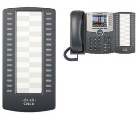 SPA500S : 32 Button Attendant Console for Cisco SPA500 Family Phones