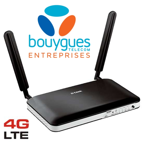 4G Internet Temporaire (Express)